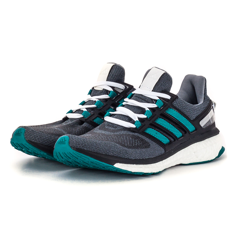 5aa646d589b6 Home Skor Sneakers ADIDAS ENERGY BOOST 3. Grey EQT Green. Rea! Previous   Next