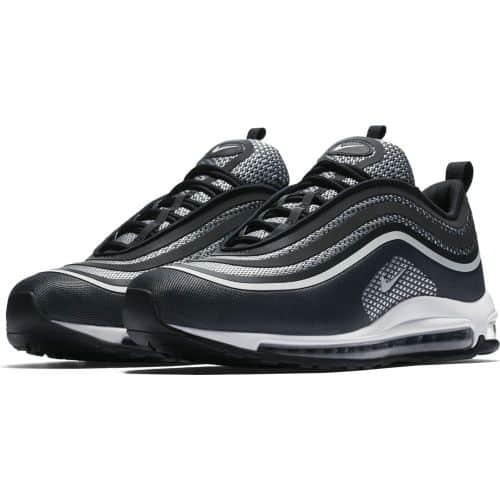 "online retailer 599db cadd6 Nike ""Air Max Ultra 97"" Sneaker. Svart Platina"