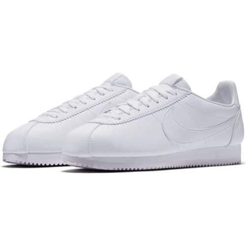"""competitive price 032c6 52146 Nike """"Classic Cortez"""" Läder. Vit"""
