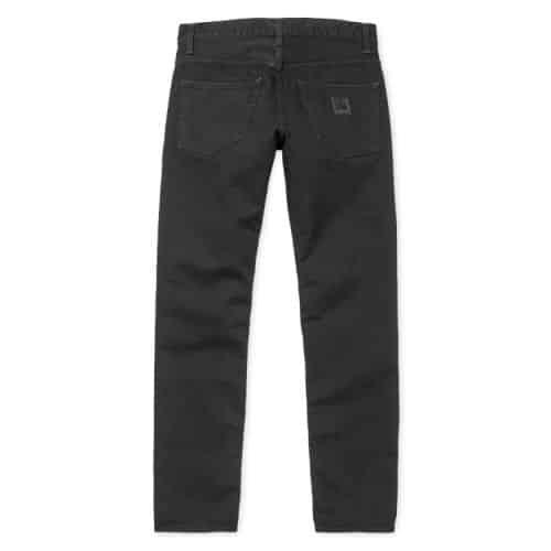 svarta jeans från klondike