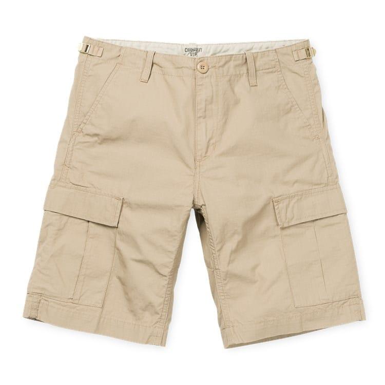 Carhartt Cargo Shorts Leather