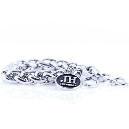 jernhest-barney-armband-silver