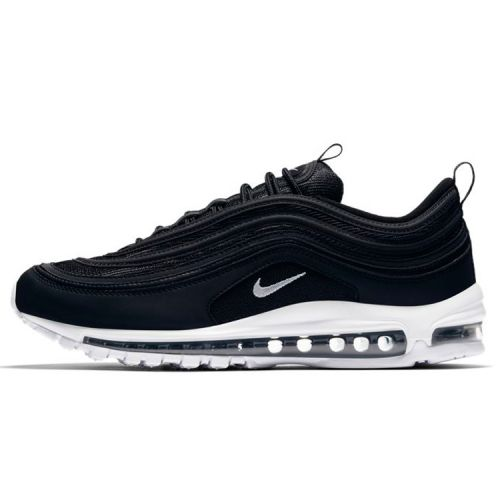 "sneakers for cheap 79768 c8419 Nike ""Air Max 97"". Svart Vit"