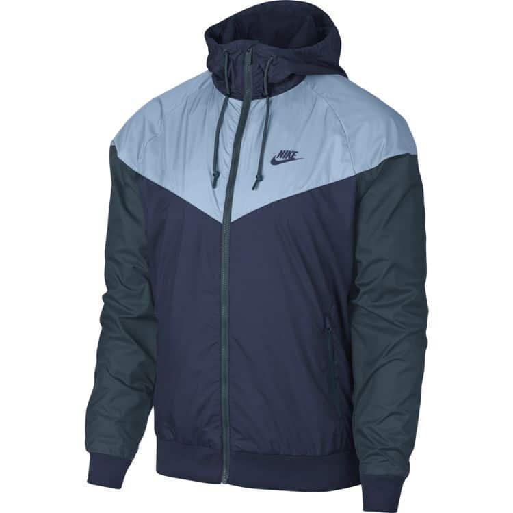 Nike Windrunner Jacket. Blue