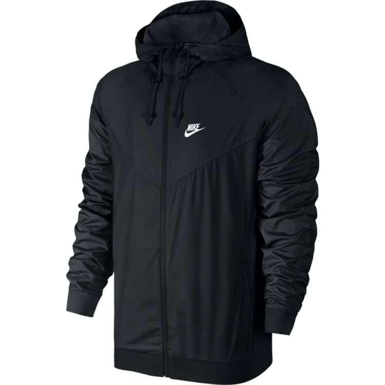 Nike Windrunner Jacket. Black