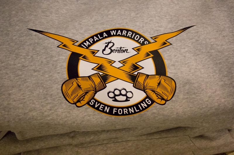Sven Fornling Impala Warriors