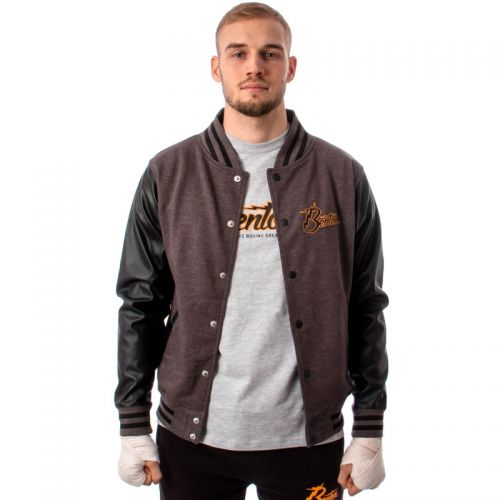 Benton Boxing Collage Jacket