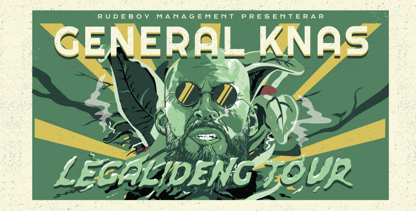 General Knas Legalideng Tour