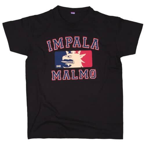 T-shirt Impala Malmö NBA Svart