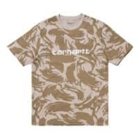 Carhartt Camo Script T-shirt