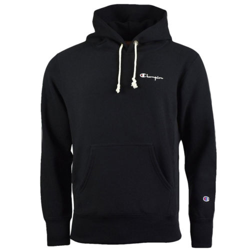 Champion Hood Chest Logo