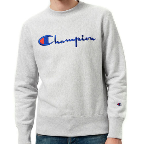 Champion Big Script Sweatshirt