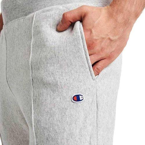 Champion Slim Pant Reverse Weave, Grey Melange.