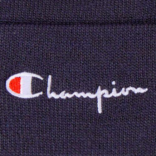 Champion Beanie Script Logo, Navy.