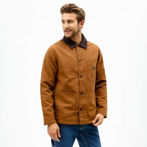 Dickies Baltimore Jacket, Brown.
