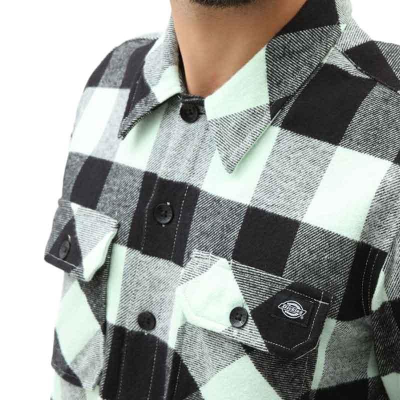 Dickies Sacramento Shirt Mint