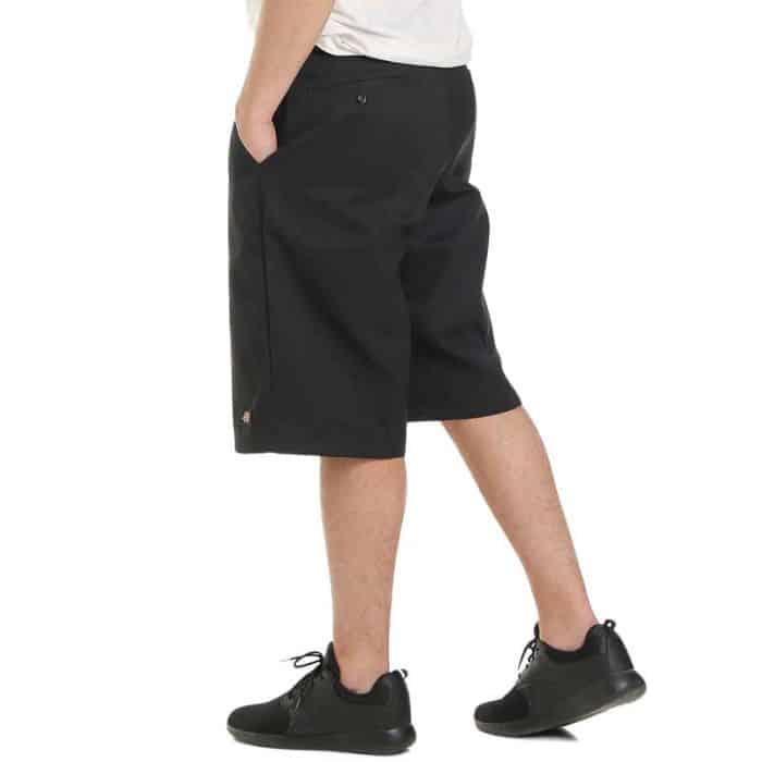 Dickies Work Shorts Loose Fit, Black.