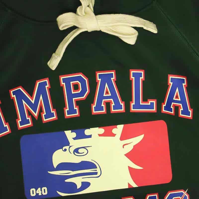 Impala Malmö Green Hood NBA Premium Quality.