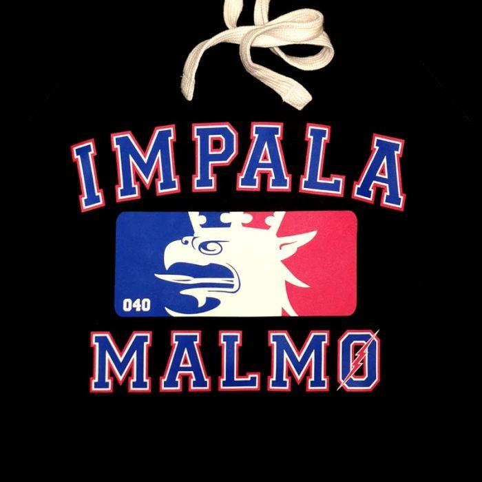 Impala Malmö Hood Premium, Black.